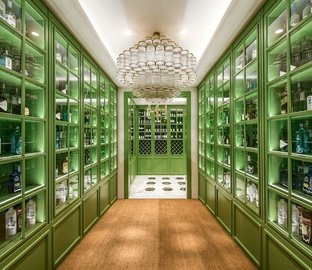 Gabinete de bebidas  VINCCI THE MINT Madrid