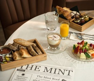 Restaurante  VINCCI THE MINT Madrid