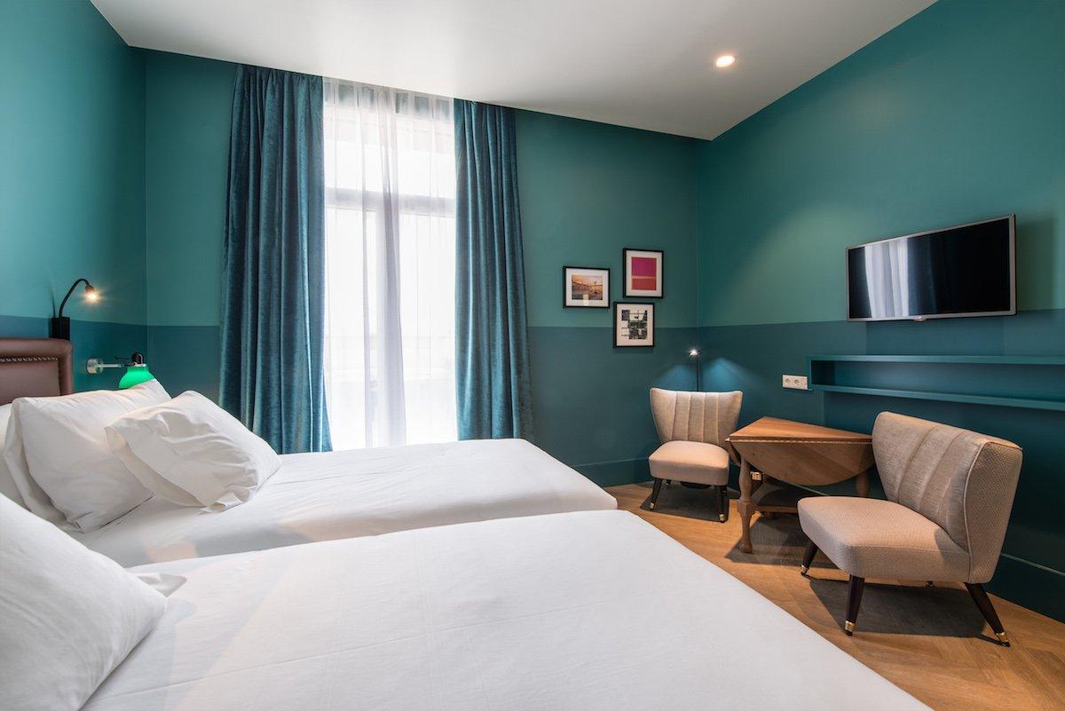 habitaciones hotel vincci the mint  web oficial